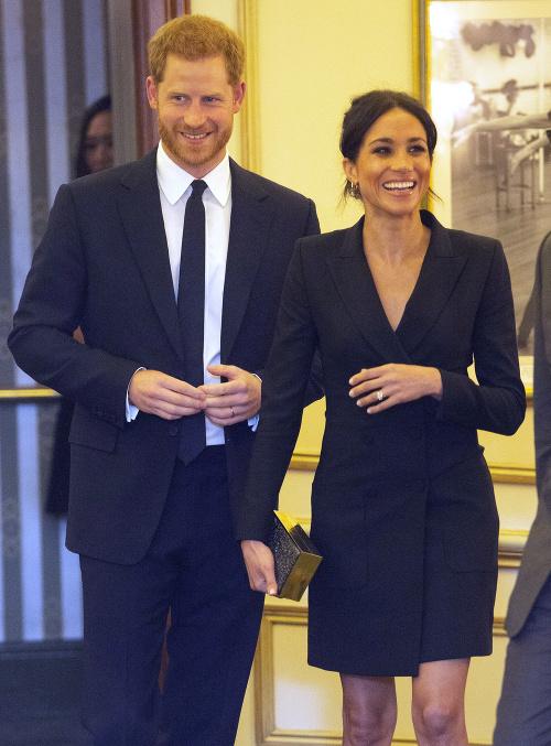 Princ Harry s manželkou
