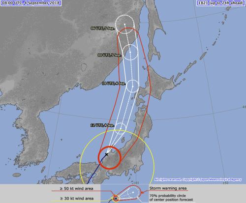 Apokalypsa v Japonsku: Najsilnejší
