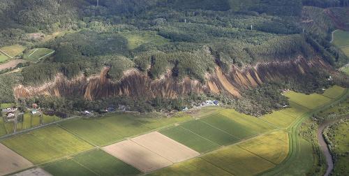 Zemetrasenie v Japonsku