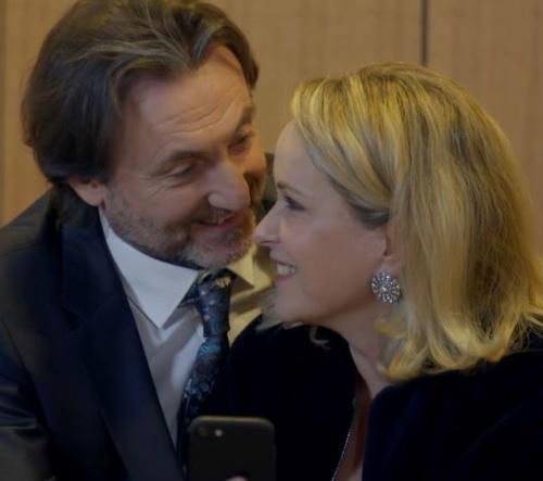 Michaela Čobejová a Ady