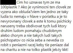 Lucid Sládečková komenty