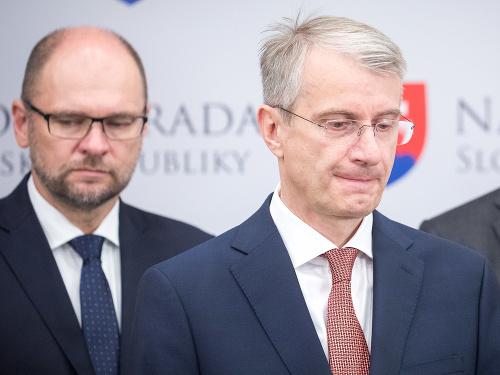 Richard Sulík a Robert