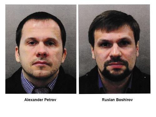 Alexander Petrov a Ruslan