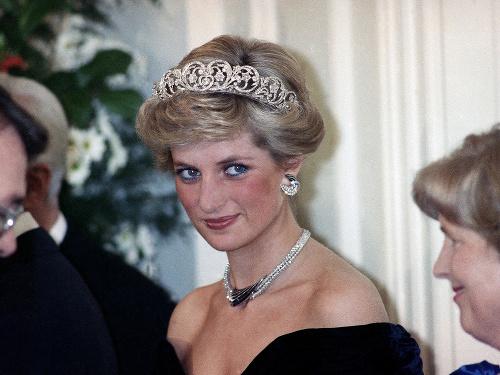 Lady Diana sa stala