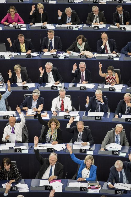 Európsky parlament odhlasoval spustenie