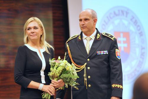 Denisa Saková a Milan