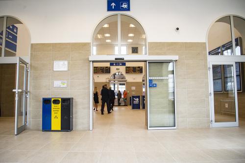 Krajšie miesto pre cestujúcich:
