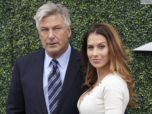 Alec Baldwin s manželkou