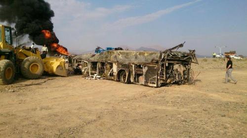 Nehodu autobusu neprežilo 21