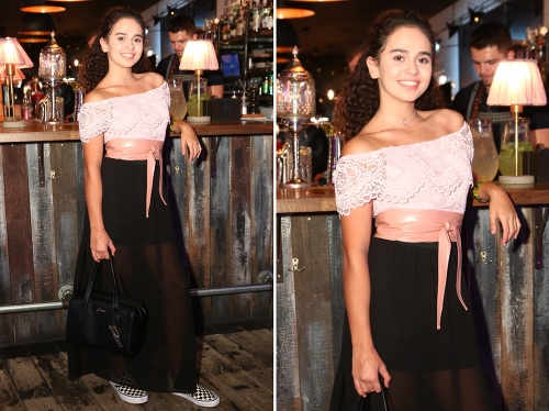 Andrea Ziegler zhodnotila outfit