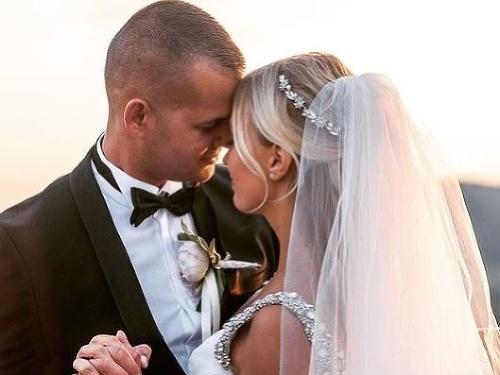 Barbora Rakovská svadba