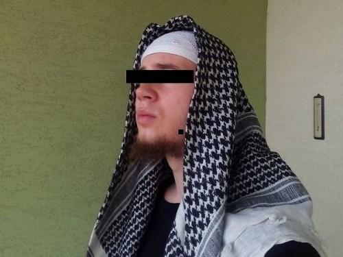 Slovenský islamista Dominik plánoval