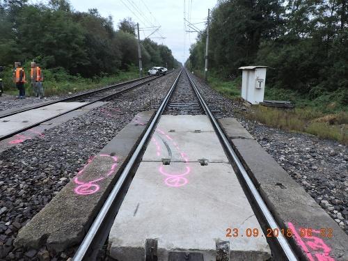 Vlak sa zrazil s
