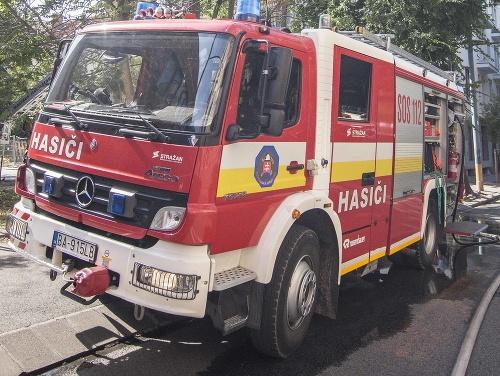 Požiarne auto