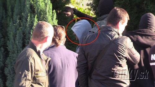 Polícia Tomáša Sz. odviezla