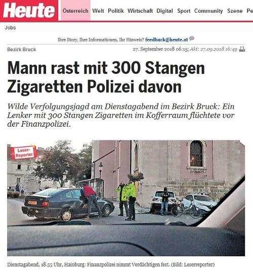 Dráma na maďarských hraniciach: