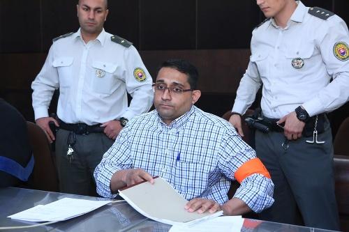 Súd s obvineným Nishitom