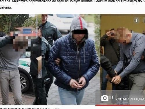 Prípad ostro sledujú poľské