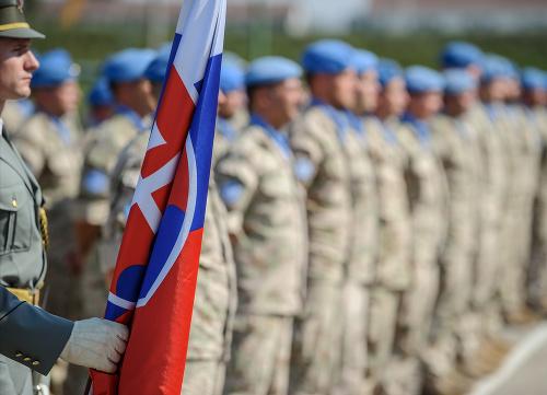 Slovenská armáda.