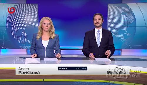 Tretia svadba slovenskej moderátorky: