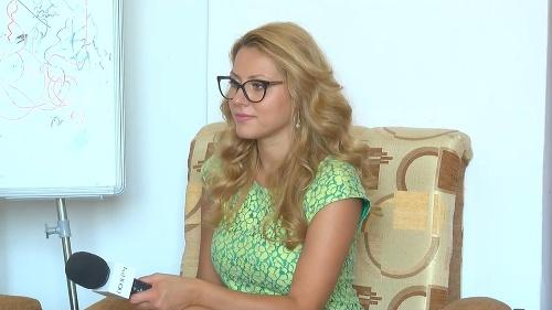 Viktoria Marinová