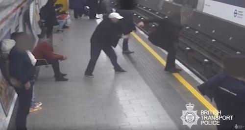 Incident na londýnskej stanici