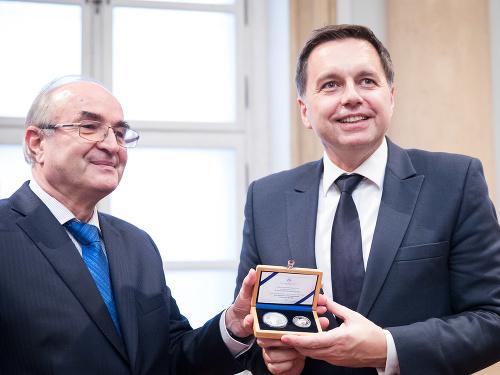 Jozef Makúch a Peter