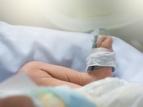 Bábätko sa v pôrodnici