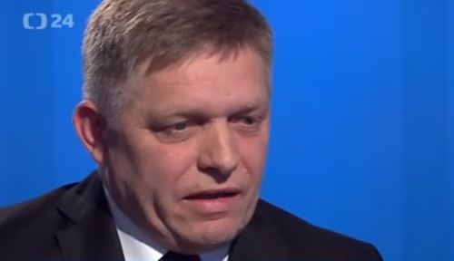 Robert Fico v debate