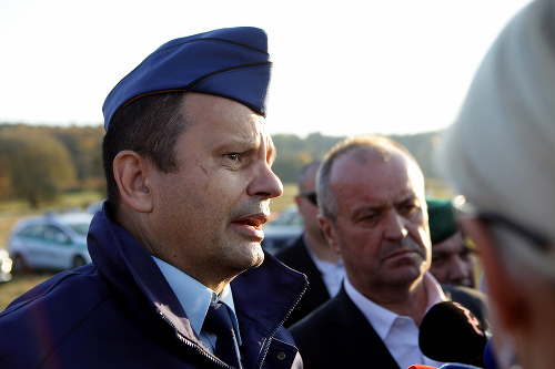 Minister Gajdoš na Sliači