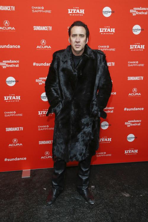 Nicolas Cage má svojský