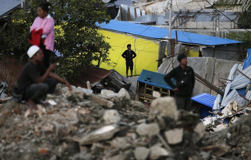 Indonéziu zasiahlo ďalšie zemetrasenie.