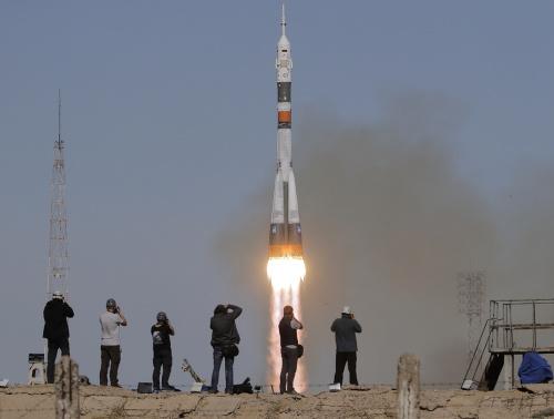 Nevydarený štart lode Sojuz:
