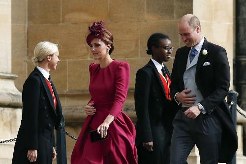 Princ William s manželkou
