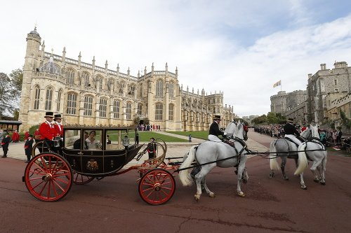 Veľkolepá svadba princeznej Eugenie