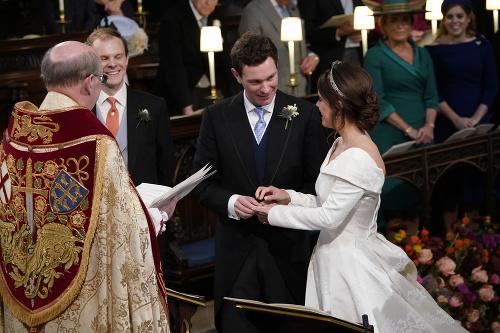 Veľkolepá svadba princeznej Eugenie: