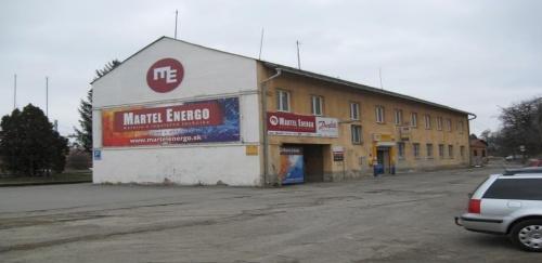 Budova v Prešove