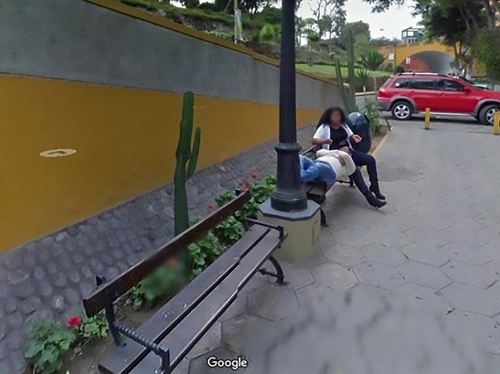 Nevernicu prezradil Google Street