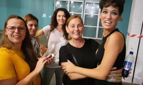 Jasmina Alagič ukázala MAMU: