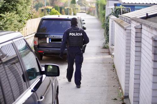 MIMORIADNY ONLINE Policajné razie