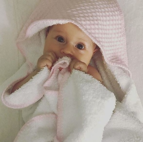 Mladšia dcérka Petry Ficovej