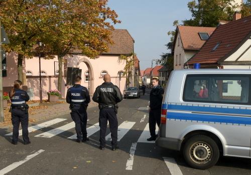 Policajti zasahujú na mieste