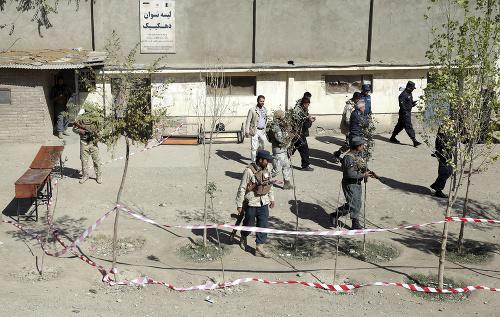 Obyvatelia Afganistanu začali v