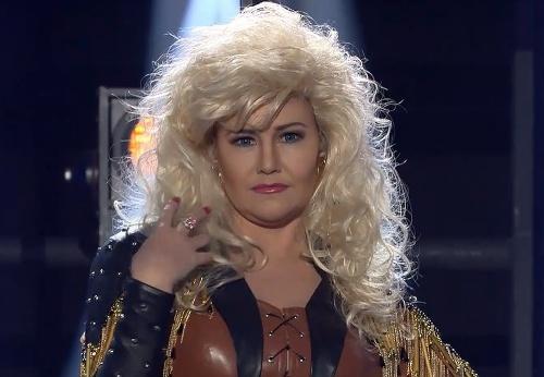 Zuzana Haasová ako Dolly