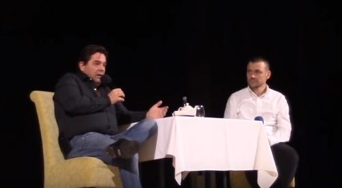 Marian Kočner v talkshow