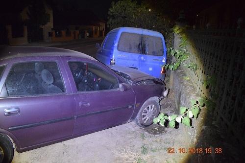 Opitý vodič bez vodičského