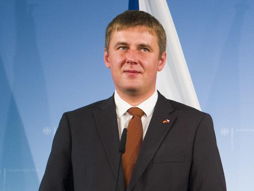 Český minister zahraničných vecí