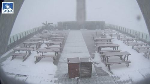 Sneh v Jasnej Nízke