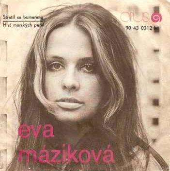 Eva Máziková zamlada