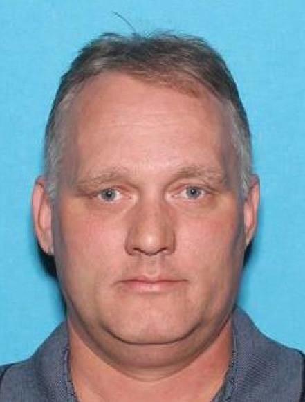 Útočník Robert Bowers (48)